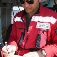 Jarosław Bieda pilot