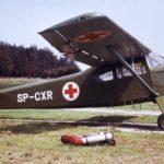 Samolot ratunkowy